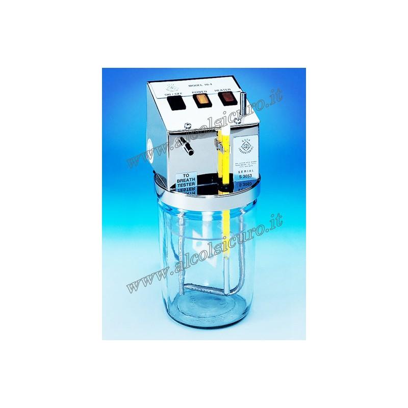 Ricalibratura etilometro modello AL / ALC