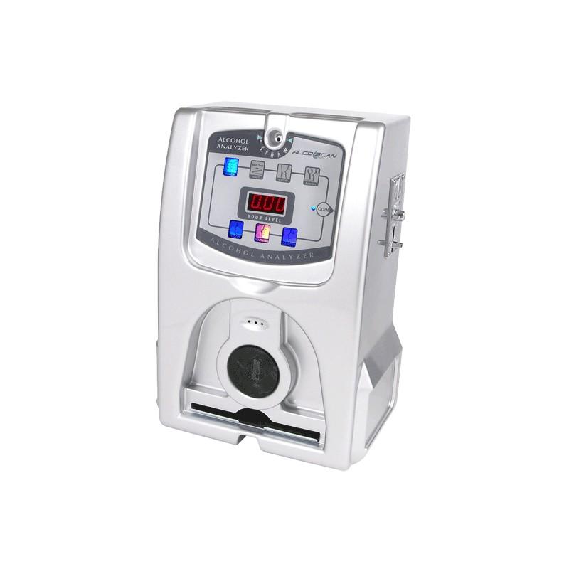 Etilometro a moneta AL3500